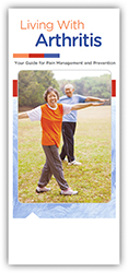 Living with Arthritis Brochure