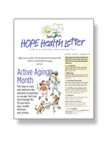 Hope Health Letter Color®
