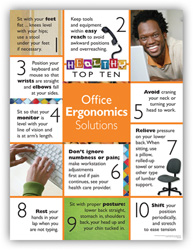 Office Ergonomics Solutions