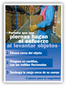 Safe Lifting – Spanish