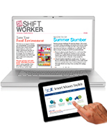 ShiftWorker™ eNewsletter PDF