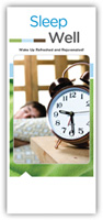 Sleep Well Brochure