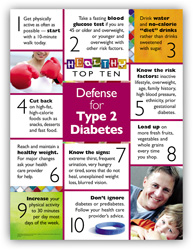 ... > health & wellness > Healthy Top Ten™ Series 1 > Type 2 Diabetes
