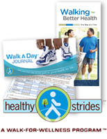 Healthy Strides™ Walking Kit
