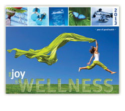 2013 U.S. Year of Good Health Calendar