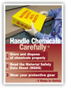 Handle Chemicals Carefully