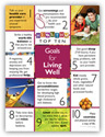 Goals for Living Well