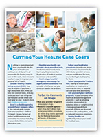 Cut Health Care Costs