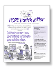 Hope Health Letter Classic®