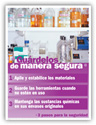 Store It Safely – Spanish